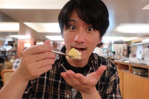 蒙布朗栗子蛋糕 和 Yohei Nakamura