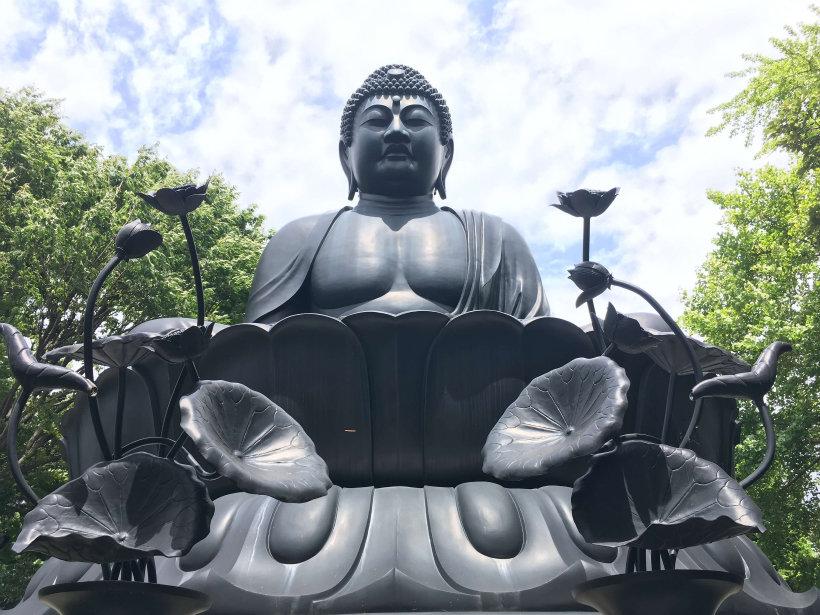 東京大仏(赤塚大仏)|乗蓮寺